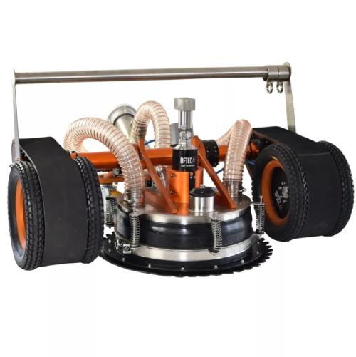 robot oftec magnet crawler